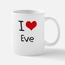 I love Eve Mug