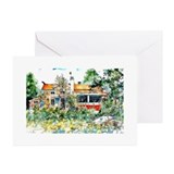 Carl larsson Greeting Cards (20 Pack)