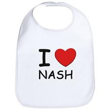 I love Nash Bib