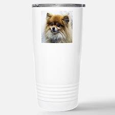 Pomeranian Cutie Travel Mug