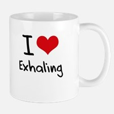 I love Exhaling Mug