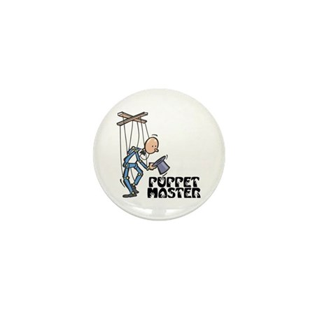 Puppet Master - Mini Button