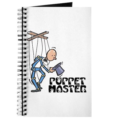 Puppet Master - Journal