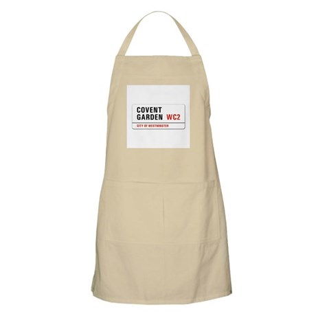 Covent Garden, London - UK BBQ Apron