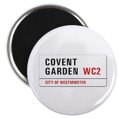 Covent Garden, London - UK Magnet