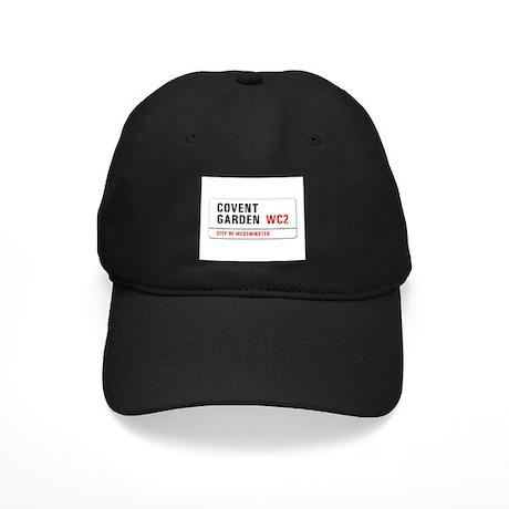 Covent Garden, London - UK Black Cap