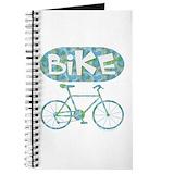 Cycling Journals & Spiral Notebooks
