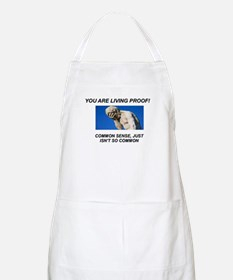 Lack of common sense Apron