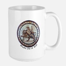 Bacchus God of Wine Mugs