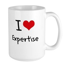 I love Expertise Mug