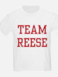 TEAM REESE  Kids T-Shirt