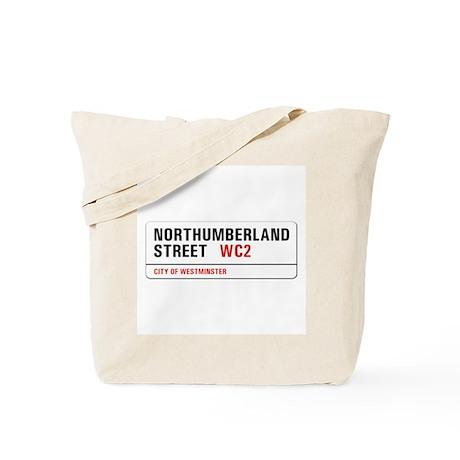 Northumberland St., London - UK Tote Bag