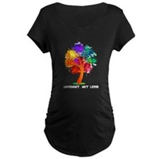 Different Not Less Maternity T-Shirt