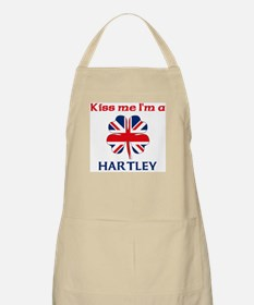 Hartley Family BBQ Apron