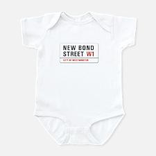 New Bond St., London - UK Infant Bodysuit