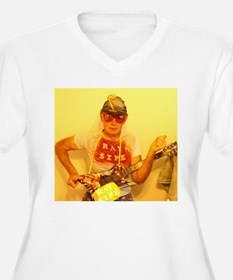 Ray Sipe Plus Size T-Shirt