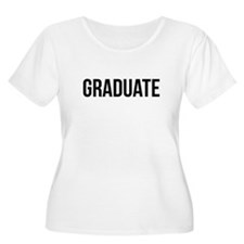 GRADUATE Plus Size T-Shirt