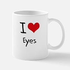 I love Eyes Mug