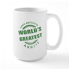 100% Authentic Auntie Mug