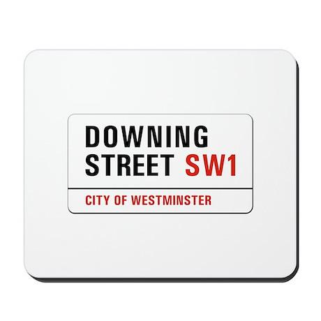 Downing Street, London - UK Mousepad