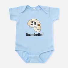 Three Percent Neanderthal Body Suit