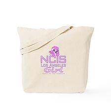 NCIS LA Girl Tote Bag