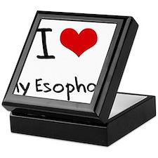 I love My Esophagus Keepsake Box