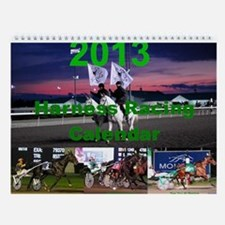 2013 Harness Wall Calendar