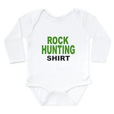 ROCK HUNTING SHIRT Body Suit