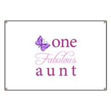 One Fabulous Aunt Banner