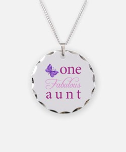 One Fabulous Aunt Necklace