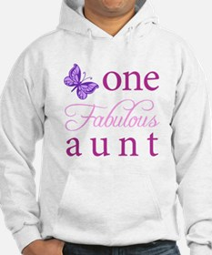 One Fabulous Aunt Hoodie