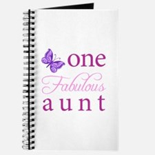 One Fabulous Aunt Journal