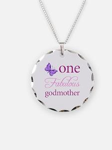 One Fabulous Godmother Necklace