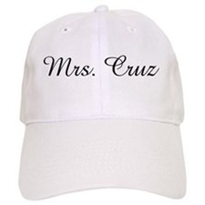 Mrs. Cruz Baseball Cap