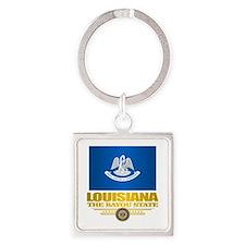 Louisiana Pride Keychains