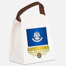 Louisiana Pride Canvas Lunch Bag