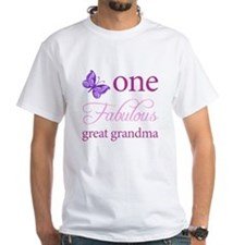 One Fabulous Great Grandma Shirt