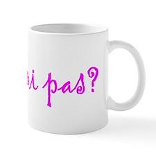 Pourquois Pas Mug