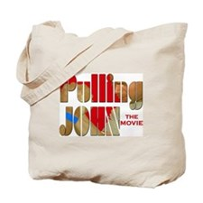 Funny Pull Tote Bag