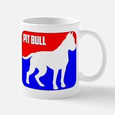 Major League Pit Bull Dog Mug