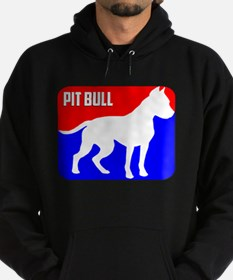 Major League Pit Bull Dog Hoodie