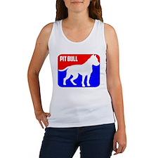 Major League Pit Bull Dog Tank Top