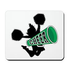 Cheerleading Mousepad