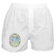 Vintage Miami-Dade Boxer Shorts