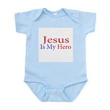Jesus is my Hero Onesie