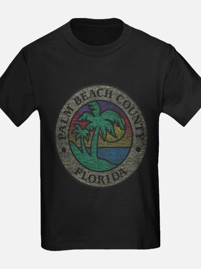 Vintage Palm Beach County T