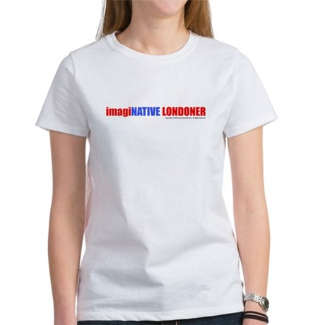 imagiNATIVE Londoner Apparel Women's T-Shirt