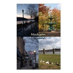 Madison, Indiana Postcards (Package of 8)