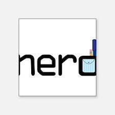 Nerd Sticker